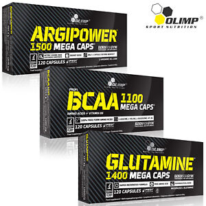 ARGININE-BCAA-AMINO-ACIDS-GLUTAMINE-90-180-Capsules-Muscle-Pump-amp-Growth