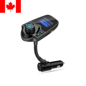 Bluetooth-Car-Kit-MP3-Player-FM-Transmitter-Wireless-Radio-Adapter-USB-Charger