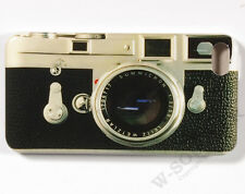Classic Vintage SLR Camera Design Hard Back Cover Case iPhone 4G/S