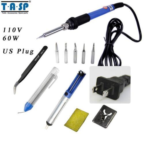 Electric Welding Gun 110V//220V  Repair Temperature Adjustable Soldering Iron 60W