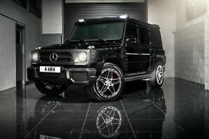 Details About Mercedes Benz G Wagon Chelsea Truck Co Conversion Fits G63 G55