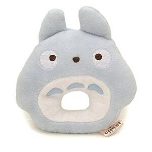 Sun Arrow Studio Ghibli Plush My Neighbor Totoro Middle Rattle for Baby Japan