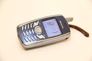 Vintage-Cellular-Mobile-PANASONIC-EB-G51M-Small-Collectible-GSM-Antenna-Phone