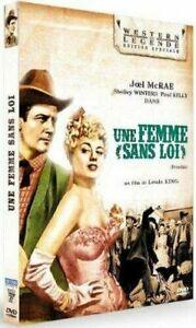 DVD-Une-femme-sans-loi-WESTERN-NEUF