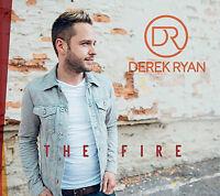 Derek Ryan The Fire CD, Release Date: 22nd Sept 2017 New Country, Ireland, Irish