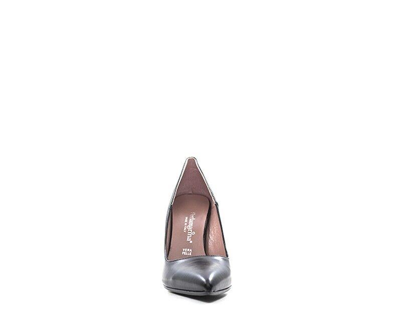 Schuhe PU PERLAMARINA Frau NERO PU Schuhe 3401-PELVER-NE 25b535