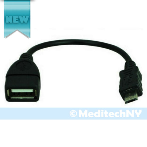Durable Micro USB OTG Host Adapter Cable Male to 2.0 Female For Android Tablet