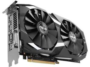 ASUS Radeon RX 580 DirectX 12 DUAL-RX580-O8G 8GB 256-Bit GDDR5 HDCP Ready CrossF