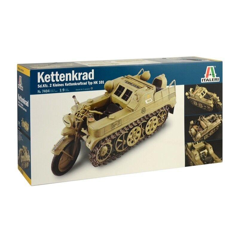 KETTENKRAD 1 9 Scale Kit IT7404 New