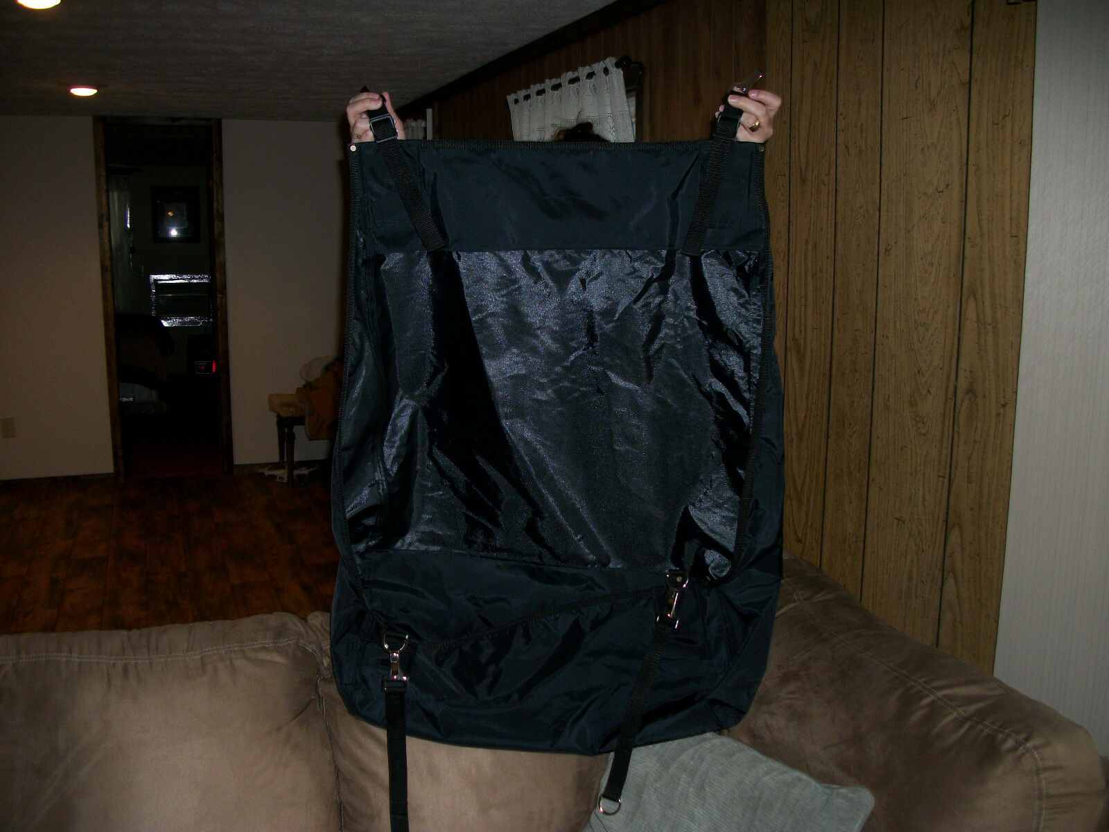 Manure Poop Diaper Bag Large Draft Horse Carriage Rides Made To Order