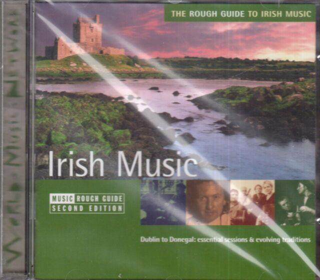 The Rau Guide To Irish Music- CD
