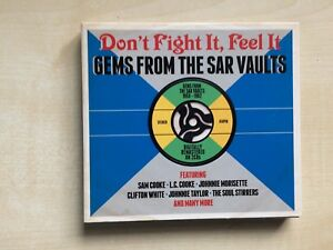 VARIOUS-DON-039-T-FIGHT-IT-FEEL-IT-GEMS-FROM-THE-SAR-VAULTS-2CD-set-CD-ALBUM