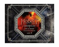 The Hobbit: The Battle Of The Five Armies Chronicles: Art & Des... Free Shipping