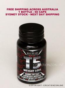 GARCINIA-CAMBOGIA-T5-FAT-BURNER-WEIGHT-LOSS-1-BOTTLE-60-CAPS-500-MG-WAY-OF-LIF