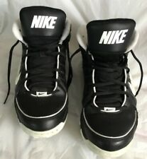 f80900bc86ad69 item 5 Nike Men s Size 11 Flex Air Black and White High Tops Pre-owned Shoes  -Nike Men s Size 11 Flex Air Black and White High Tops Pre-owned Shoes