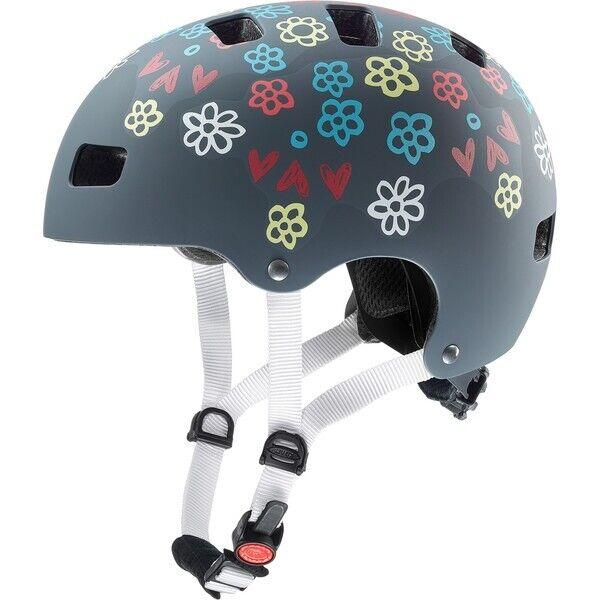 Uvex kid kid kid 3 cc Radhelm grau BMX Helm Skate Helm Kinder Helm Jugend Helm c36b1f