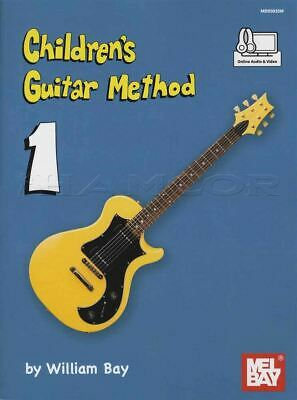 Contemporary Forceful Children's Guitar Method 1 Learn How To Play Beginner Kids Acoustic & Electric For Sale