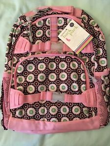 Pottery Barn Kids Girls Backpack Large Brand New With