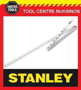 STANLEY 35-445 LONGLIFE BEVEL EDGE 1m/3ft METRIC & IMPERIAL FOLDING RULE