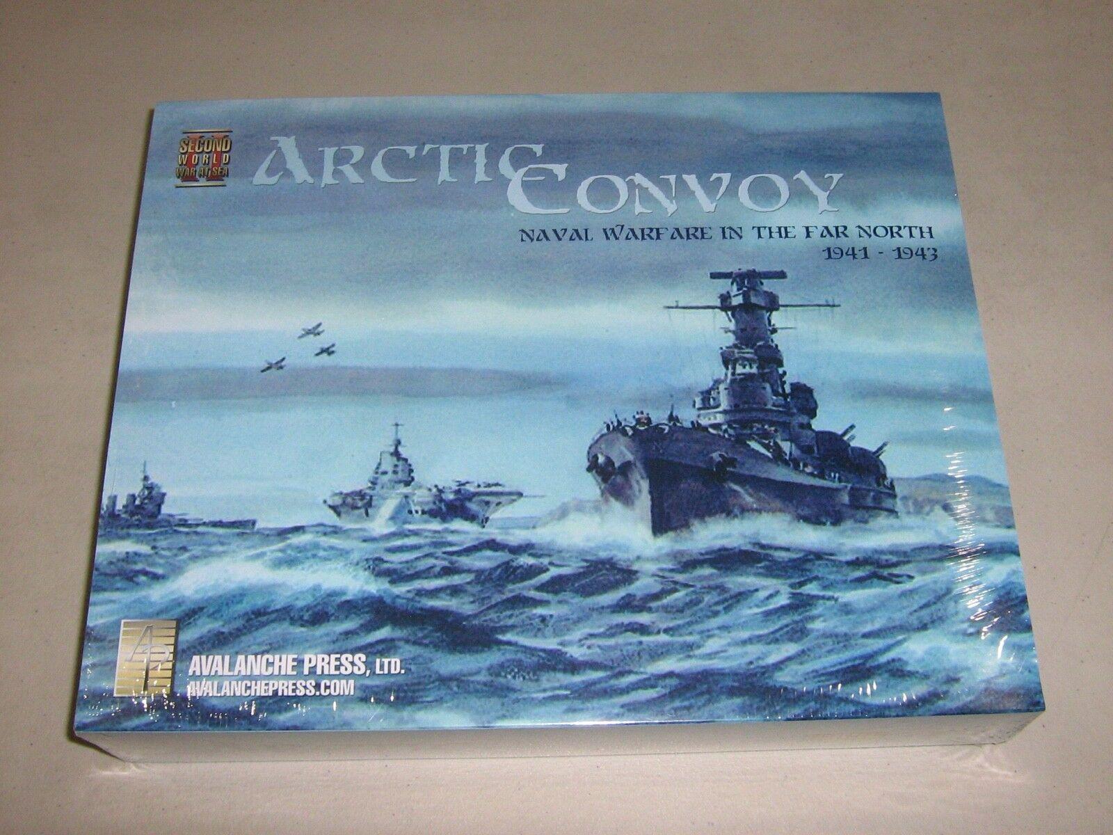 Arctic Convoy   Naval Warfare in the Far North 1941-1943 (nuovo)  disegni esclusivi