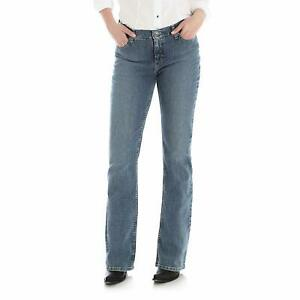 adae7357 Wrangler Women's As Real as Classic-Fit Bootcut Jean   eBay