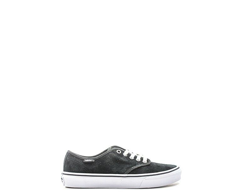 shoes Vans Woman black SUEDE V 00 zsoa 6o