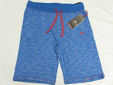 NWT NEW Mens Enyce Sean Combs Contrast Terry Sweat Shorts Blue Urban Size L M760