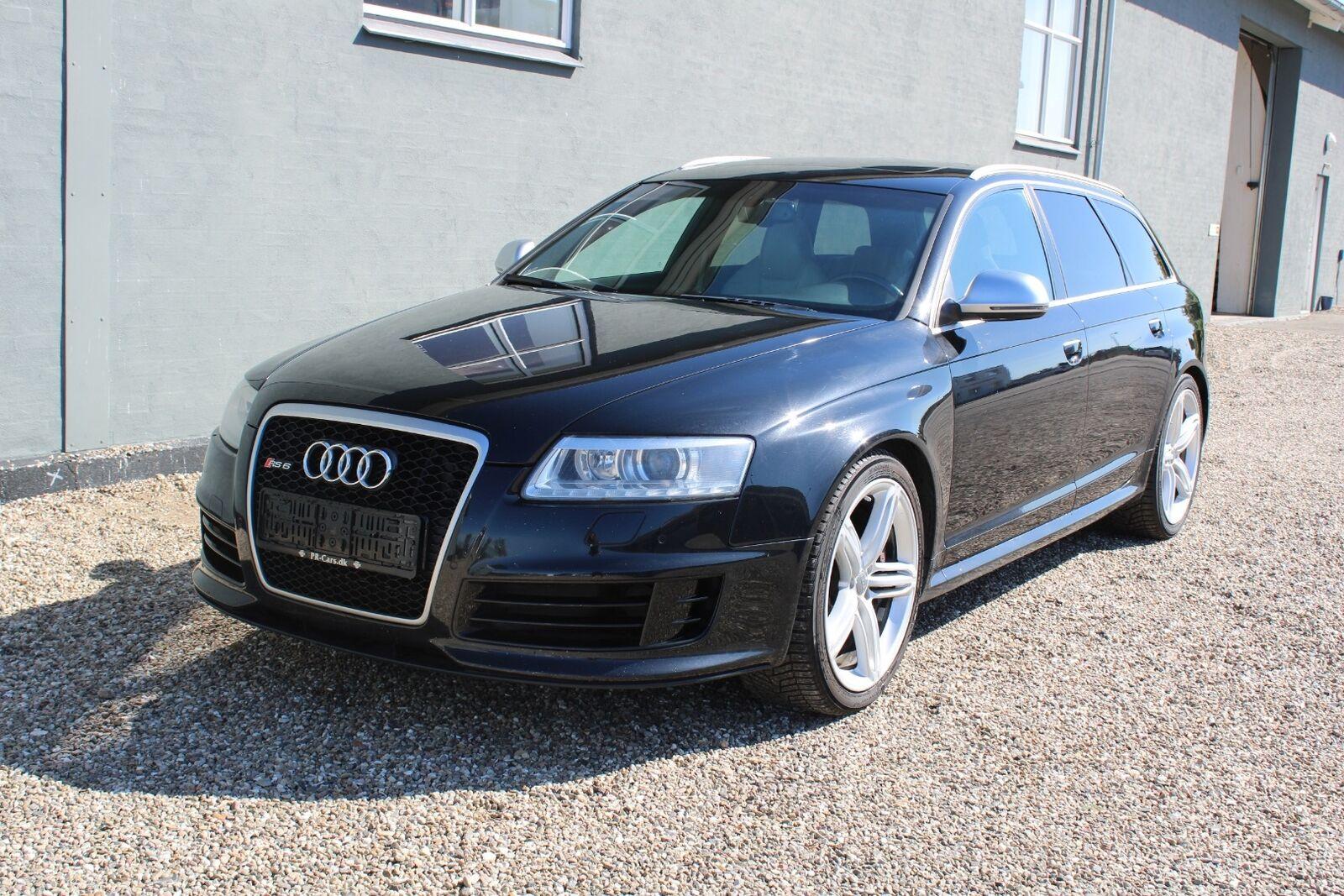 Audi RS6 5,0 TFSi Avant quattro Tiptr. 5d - 2.533 kr.