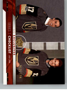 2017-18-Upper-Deck-Exclusives-Series-One-Pick-From-List-Includes-Young-Guns