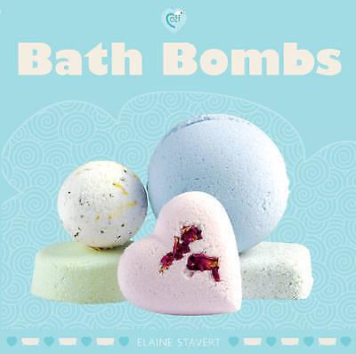 1 of 1 - Bath Bombs (Cozy), Elaine Stavert, New Book