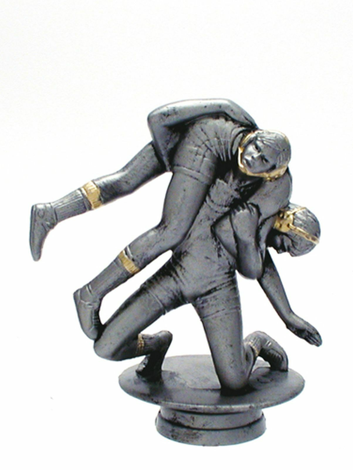 12 Ringen Figuren 3D mit Marmor    1  (Pokale Kampfsport Medaillen Wettkampf) f32dae