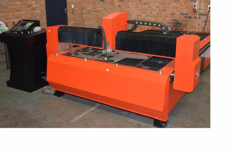 Plasma CNC metal cutter 1500x3000mm