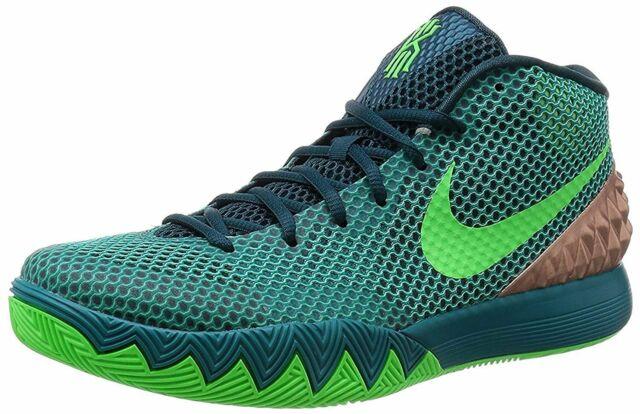 fd4e2c9f099 Nike Kyrie 1 Australia Size 7 Green Mens Basketball Shoe Sneaker ...