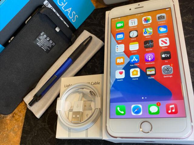 Apple iPhone 6s Plus+ (64gb) Verizon World-Unlocked (A1687) Rose Gold {iOS14}71%