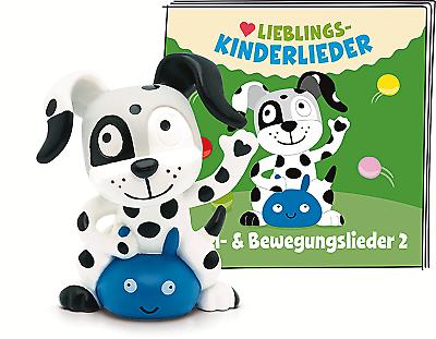 Tonies 30 Lieblings-Kinderlieder - Spiel- und Bewegungslieder 2 Tonie