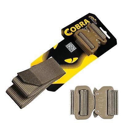 GemäßIgt Helikon Tex Cobra Fc45 Tactical Belt Einsatzgürtel Taktischer Hosengürtel Coyote Nachfrage üBer Dem Angebot