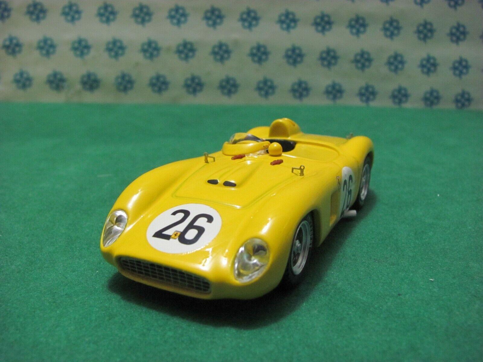 Ferrari 500 TR 2000cc.Spyder Testjärnaossa 1000 km Paris - 1 43 Art Model 049