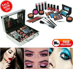 Technic-Cosmetic-Beauty-Case-Aluminium-Make-Up-Xmas-Gift-Box-Sets-Ladies-Girls