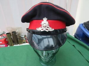 BRITISH-ARMY-ROYAL-ARTILLERY-SOLDIERS-CAP-SIZE-56