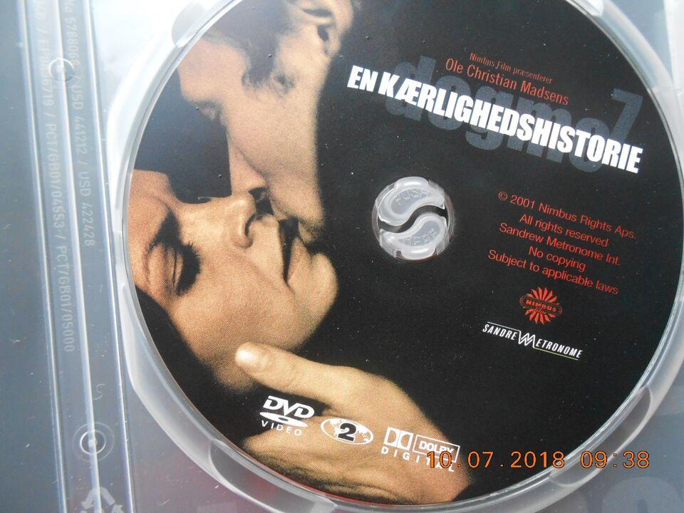 En kærlighedshistorie, instruktør En dansk film DOGME