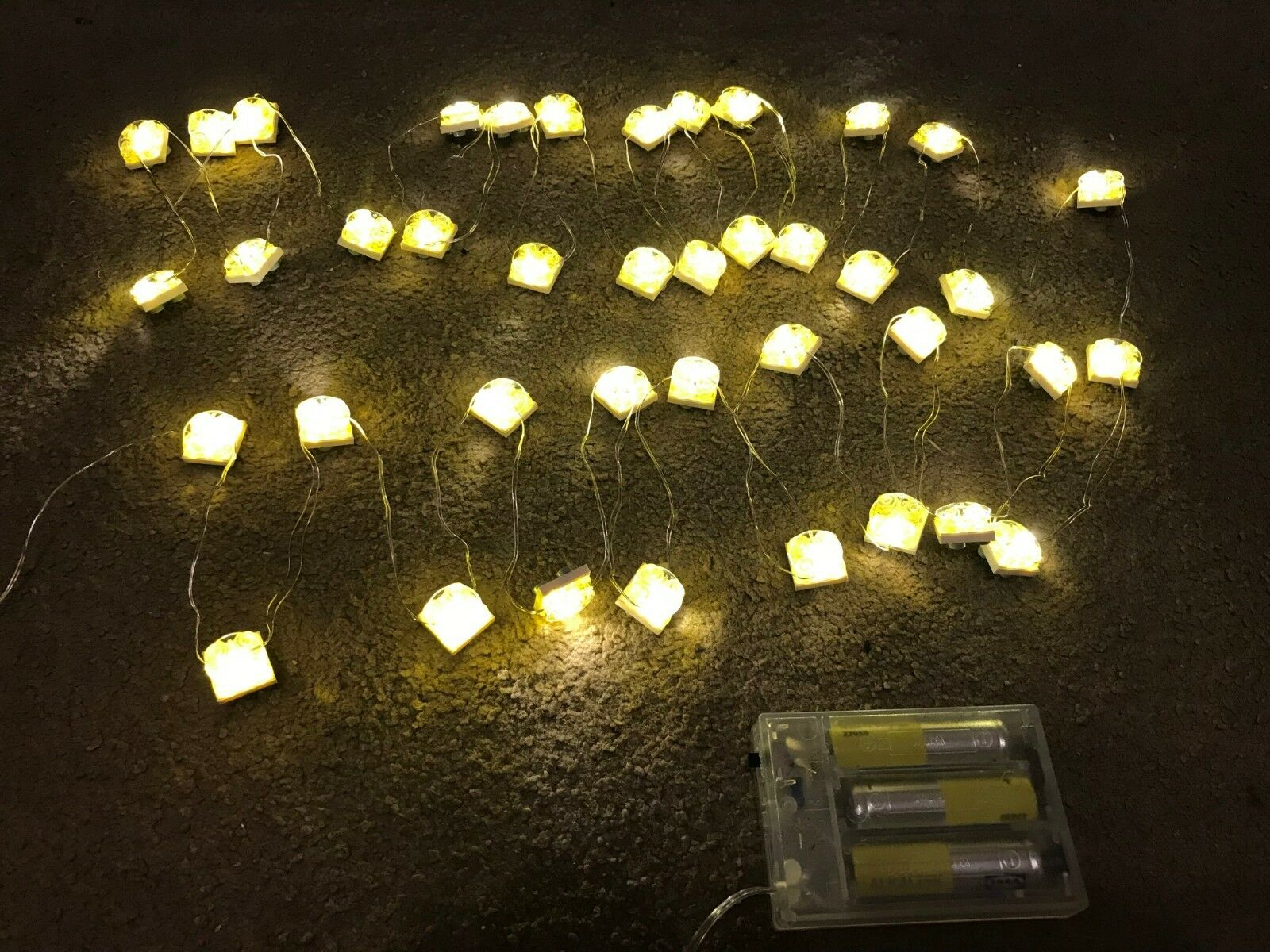 Quatre mers, mers, mers, Xiangyun, Fulai, cadeau du Nouvel An, non-stop Lego Poudlard Castle 71043-Building éclairage DEL Kit-Harry Potter Cadeau 277f30