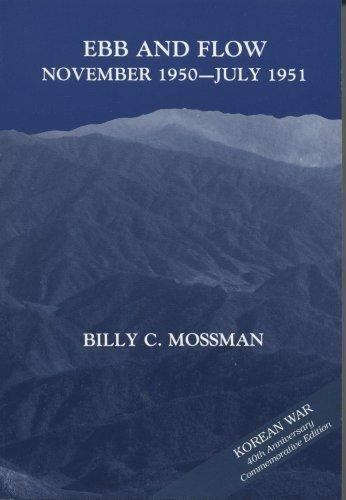 United States Army in the Korean War: Ebb and Flow, November 1950 - July 1951, S