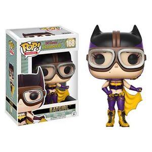 DC-Bombshells-Batgirl-Pop-Vinyl-Figure-NEW-UNOPENED