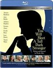 You Will Meet a Tall Dark Stranger 0043396369016 With Anthony Hopkins Blu-ray
