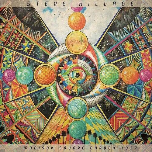 Steve Hillage - Madison Square Garden 1977 [New Vinyl]