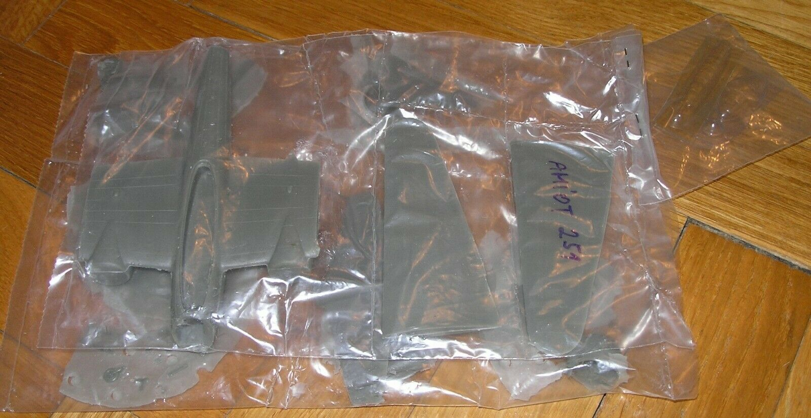 1 72 Czech resin Amiot 351 bagged kit - rare OOP