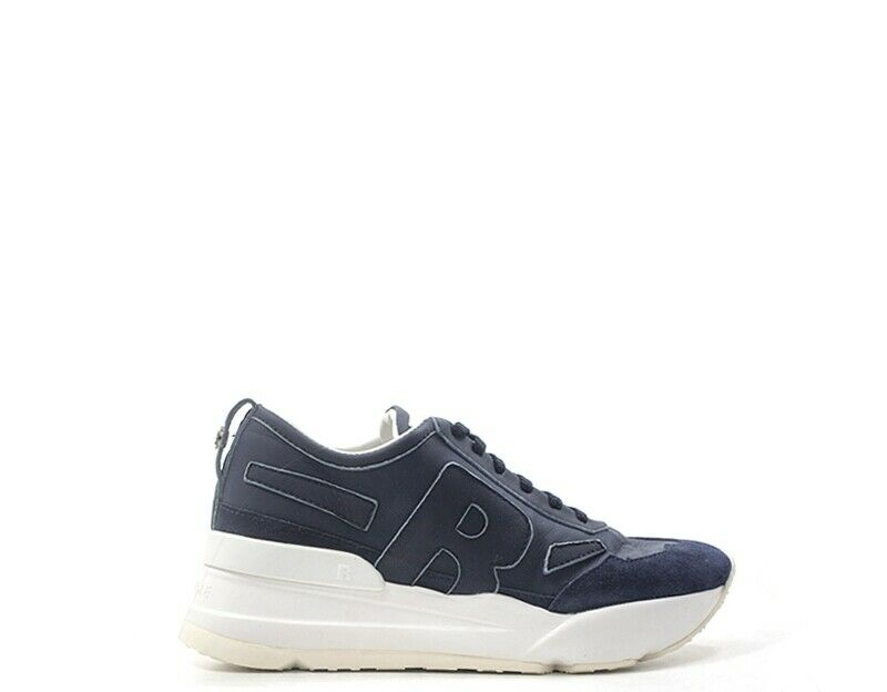 shoes Rucoline Woman blue Natural Leather 4009-82332-15NA