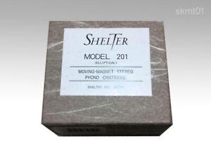 Shelter-Audio-Stereo-mm-Phono-Cartridge-Modell-201-aus-Japan-versandkostenfrei-NEU