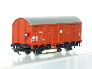 Marklin-4411-couvert-wagons-grs-V-213-de-la-DB-avec-lanterne-Rouge