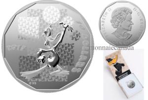 Canada-Looney-TunesTM-Daffy-Duck-10-1-2-oz-Fine-Silver-2015